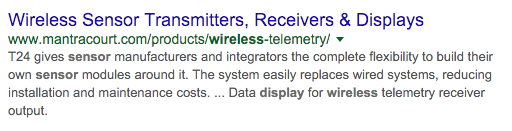 Google-listings