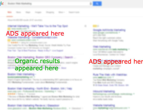 Google's removal of Right Hand Side Ads – is SEO now even more important?