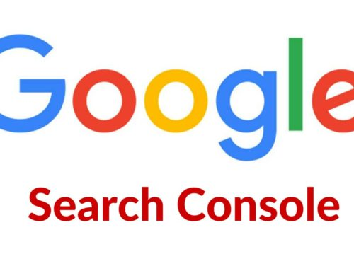 Register with Google Console