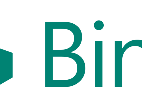 Register With BING